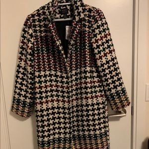 F21 Contemporary Coat